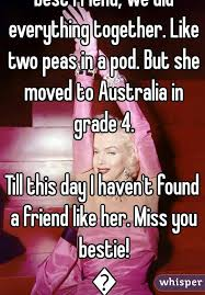 Two Peas In A Pod Meme - i once had the perfect best friend we did everything together like