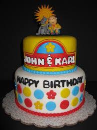 caillou birthday cake karl s caillou birthday cake