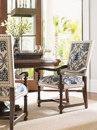 Tommy Bahama Home Decor by Kilimanjaro Cape Verde Upholstered Arm Chair Lexington Home Brands