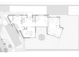 Floor Plan Of House Wall Of Wood Acoustics Meet Aesthetics At House In Pedralbes