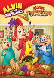 thanksgiving dvd alvin s thanksgiving celebration dvd alvin and the chipmunks