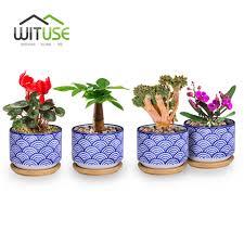 Cute Succulent Pots Online Get Cheap Vintage Flower Pots Ceramic Aliexpress Com