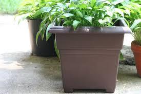 vasi in plastica da esterno fioriere in plastica arredo giardino caratteristiche delle