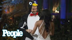 bachelorette alexis waters u0026 caila quinn on penguin matt whaboom