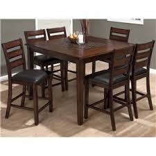 Table With 6 Chairs Jofran Pub Table And Stool Set Find A Local Furniture Store With