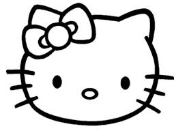 kitty face coloring pages cartoon coloring pages cute