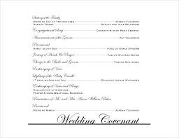 wedding reception program wedding reception program template free invitation template