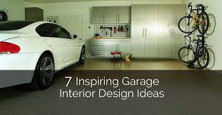 7 inspiring garage interior design ideas home remodeling