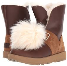 amazon com ugg womens fluff momma mongolian boot ankle u0026 bootie