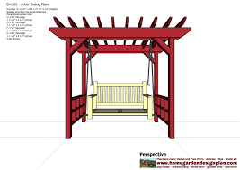 Garden Arbor Swing Arbor Chair Plans Images Reverse Search