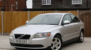 volvo s40 2 0d turbo diesel s geartronic 6 speed auto ve59gxy
