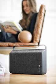 gorgeous copenhagen wireless speaker by vifa comes in a