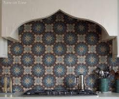 Classic Home Design Concepts Brilliant Moroccan Tile Backsplash Concept For Your Classic Home