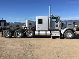kenworth w900 price 2007 kenworth w900 sleeper semi truck for sale missoula mt