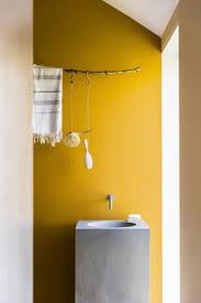 verfkleur op de wand yellow pink van little greene www