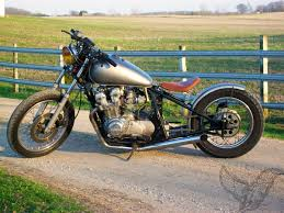honda 750 reader rides phil u0027s 1981 honda cb750 bobber bikermetric