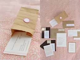kraft paper wedding programs kraft paper ideas washington dc wedding planner wedding