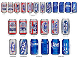 bud light beer can bud light introduces new label but how effective can it actually be