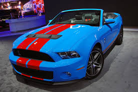 what color are these stripes ford mustang forum