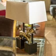 doggie table lamp regina andrew design luxe home philadelphia