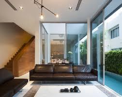 1990s interior design 1990s home given modern design treatment