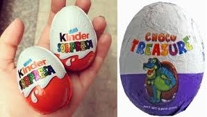 easter eggs surprises us ban on kinder eggs finally lifted kinda