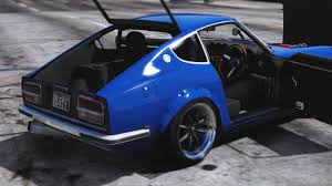 devil z engine nissan s30z wangan midnight devil z add on replace gta5 mods com