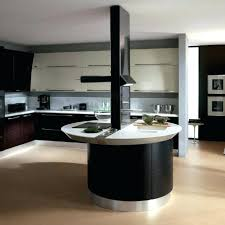 ilot cuisine rond plan de travail cuisine arrondi ilot de cuisine avec table 8 joli