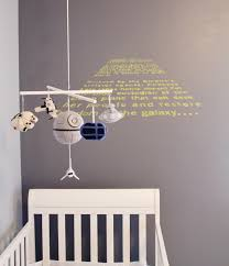 star wars themed baby nursery this almost makes me want