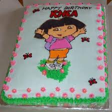 dora birthday cakes homemade dora birthday cakes cake