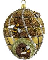 find the best savings on 3 beehive ornament gold