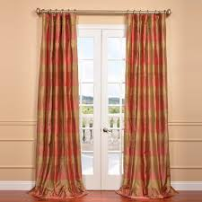 get derby silk plaid curtains and drapes