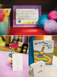 oh the places you ll go graduation party oh the places you ll go modern dr seuss 1st birthday hostess