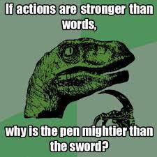 Raptor Memes - philosoraptor know your meme