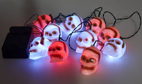 motion activated halloween decorations halloween awesome skulls