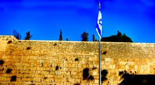 Flag Of Jerusalem The Significance Of The Western Wall For Christians Shalom Holy