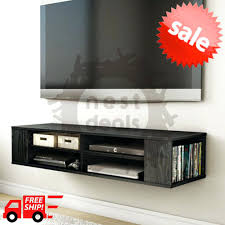 Wall Tv Stands With Shelves Wall Tv Entertainment Center U2013 Flide Co