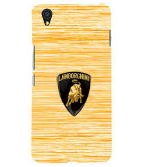 logo lamborghini 64 off on fuson the lamborghini logo printed back cover case for