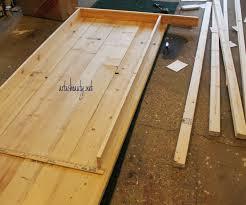 build your own farmhouse table how to build a farm house my web value