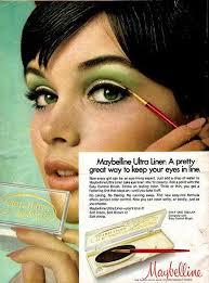 Glow In The Dark Eyelashes The 1970s Makeup Look U2013 5 Key Points Glamourdaze