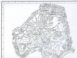 Map Of Western Pa Pittsburgh 14th Ward Map