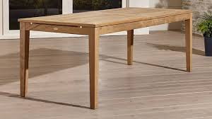 Extended Dining Table Extended Dining Room Tables One Allium Way Plessis Extendable