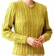 13 english aran sweaters cable lace pattern vnecksweater free
