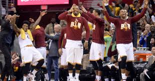 cavaliers blow out hawks set nba record with 25 three pointers