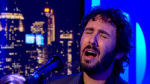 josh groban what i did for new album stages 2015 the one show