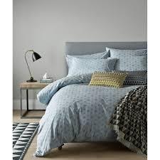 concentric bed linen pewter niki jones