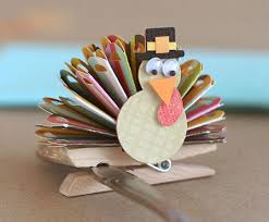 10 lovely craft ideas for a kid s table at thanksgiving