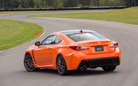 rcf lexus 2017 forged from the track up the 2017 lexus rc f answers the call of