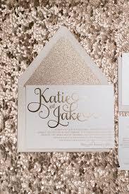 Gold Foil Wedding Invitations Rose Gold Wedding Invitations Rose Gold Foil Rose Gold Glitter