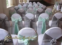 Chair Sash Rental Chicago Chair Ties Sashes For Rental In Mint In The Lamour Satin